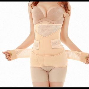 Accessories - 3in1 Belly/Abdomen/Pelvis Postpartum Belt Body